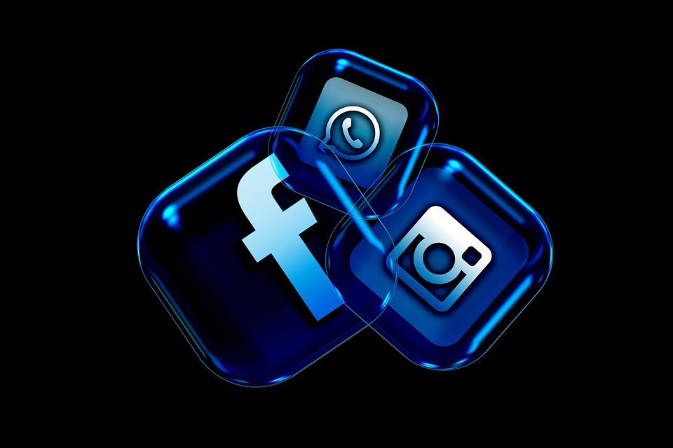 la caida de whatsapp, facebook e instagram